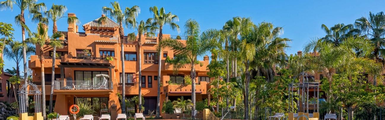 3 luksusowe nieruchomości na Costa del Sol