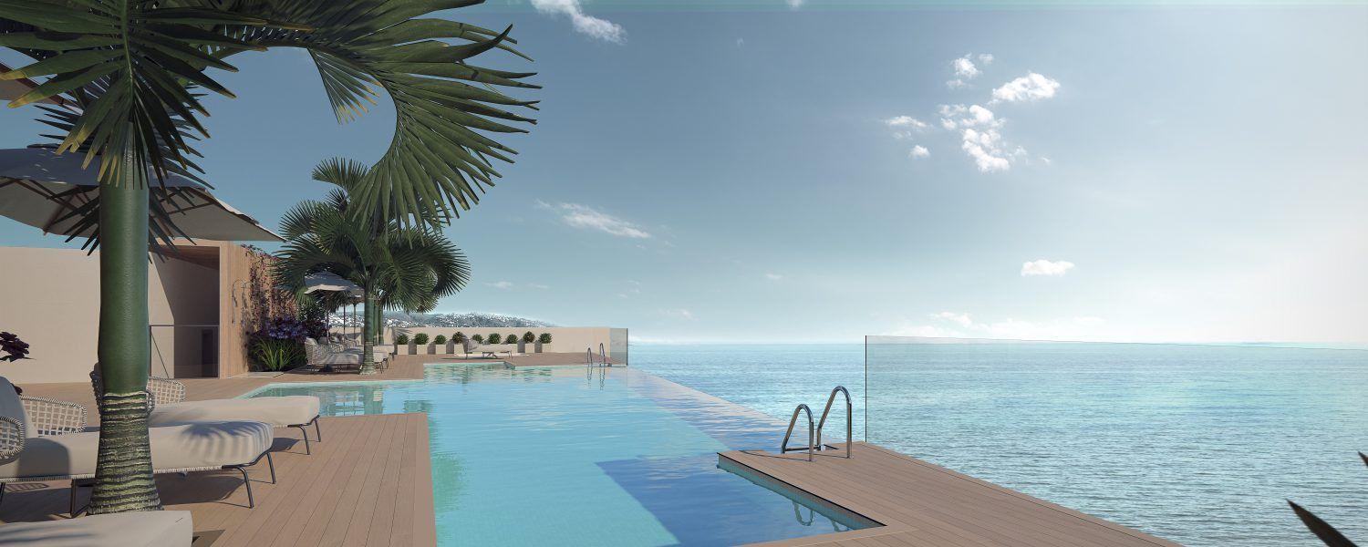 Luxury living by the sea, Apartments in Estepona