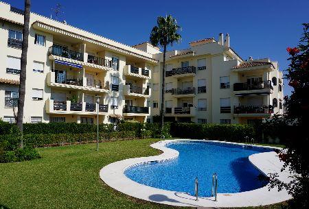 Apartament w Marbelli, Nueva Andalucia, Costa del Sol, blisko plaży